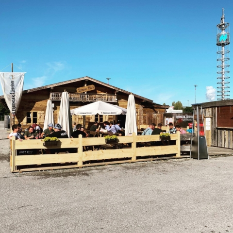 Oktoberfest-Camping München